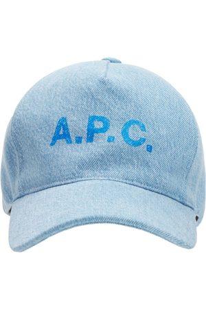 A.P.C. Herre Hatter - Casquette Cotton Baseball Hat