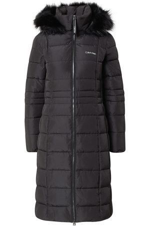 Calvin Klein Dame Trenchcoats - Vinterfrakk 'SORONA