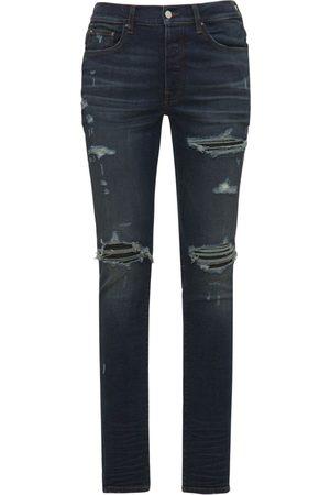 AMIRI Herre Tapered - 15cm Tapered Mx1 Cotton Denim Jeans