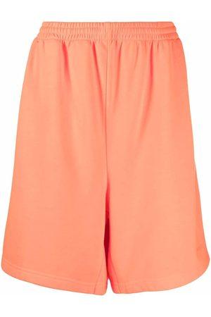 Balenciaga Dame Shorts - Knee-length track shorts