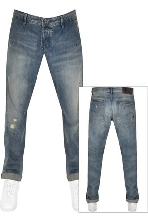 G-Star Herre Tapered - Raw Grip 3D Relaxed Tapered Jeans