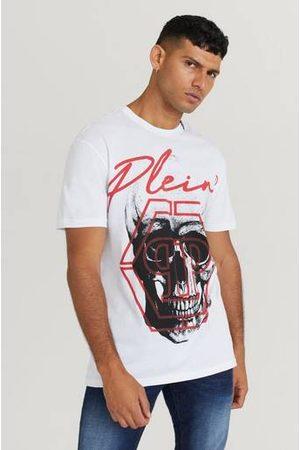 Philipp Plein T-shirt Round Neck SS Skull