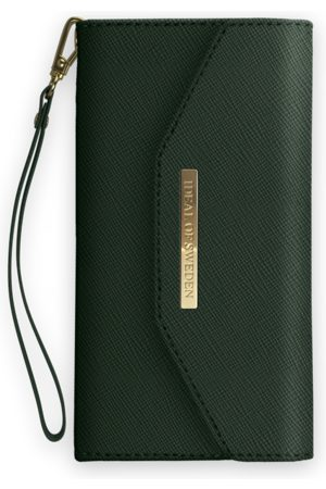 Ideal of sweden Dame Clutches - Mayfair Clutch iPhone XR Green