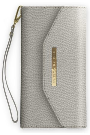 Ideal of sweden Dame Clutches - Mayfair Clutch iPhone 11 Pro Light Grey