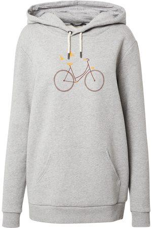 GREENBOMB Sweatshirt 'Bike Birds