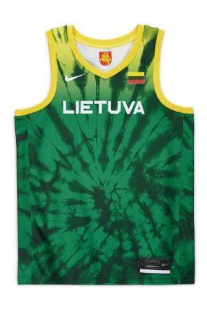Nike Lithuania (Road) Limited basketdrakt til herre