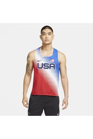 Nike Dri-FIT ADV Team USA AeroSwift løpesinglet til herre