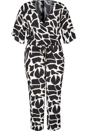 Rock Your Curves by Angelina K Dame Jumpsuits - Jumpsuit