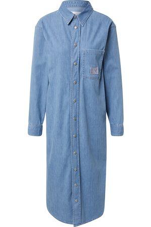 Calvin Klein Dame Jeanskjoler - Blusekjoler