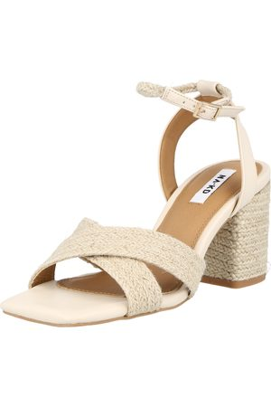 NA-KD Dame Høyhælte sandaler - Sandaler