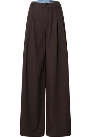 Drykorn Dame Slengbukser - Plissert bukse 'ELATE