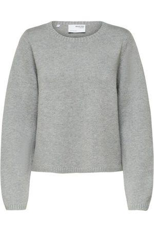 SELECTED Dame Strikkegensere - 16079580 knitwear