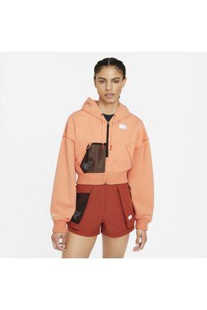 Nike Dame Treningsgensere - Naomi Osaka tennisoverdel i fleece til dame