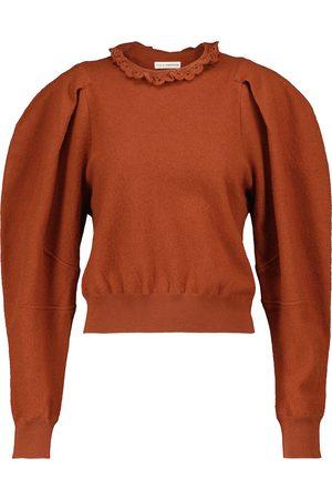 ULLA JOHNSON Dame Strikkegensere - Josie wool sweater