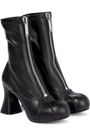 Stella McCartney Groove Stretch ankle boots