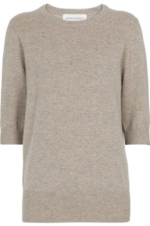 EXTREME CASHMERE N°63 Well cashmere-blend sweater