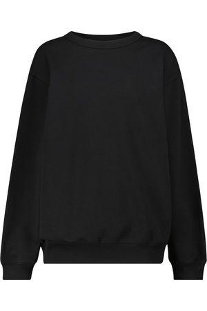 DRIES VAN NOTEN Dame Sweatshirts - Cotton-jersey sweatshirt