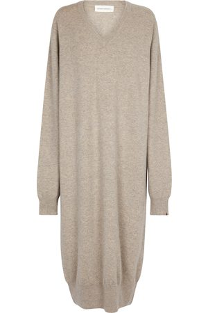 EXTREME CASHMERE N°187 Merlin cashmere-blend sweater dress