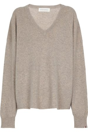 EXTREME CASHMERE N°161 Clac cashmere-blend sweater