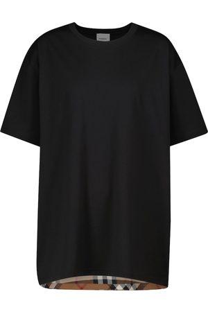 Burberry Megan short-sleeved cotton T-shirt