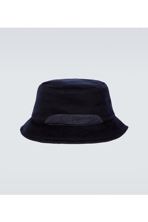 Loro Piana Cashmere bucket hat