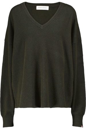 EXTREME CASHMERE Dame Strikkegensere - N° 161 Clac cashmere-blend sweater