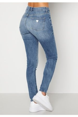 Guess Dame Jeggings - Jegging Mid Jeans Buffalo Soldier 24