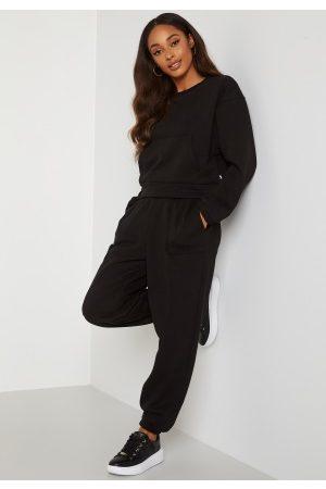 PUMA Dame Loungewear - Loungewear Suit 01 Black XS
