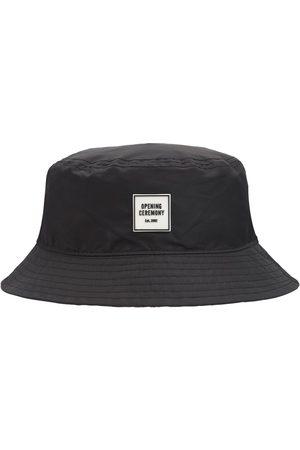 Opening Ceremony Herre Hatter - Logo Nylon Bucket Hat