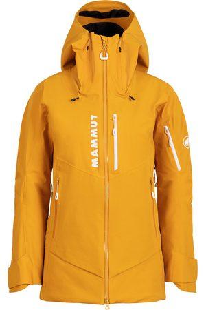 Mammut Dame Skijakker - La Liste HS Thermo Hooded Jacket