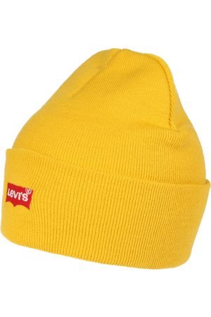 Levi's Herre Luer - Lue 'RED BATWING EMBROIDERED SLOUCHY BEANIE