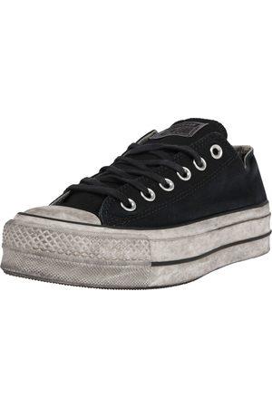 Converse Dame Sneakers - Sneaker low 'CTAS OX LIFT CANVAS LTD BLACK SMOKE IN