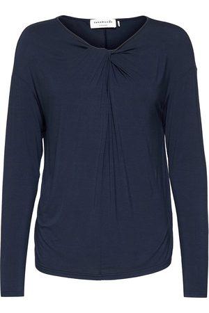 Rosemunde Dame Langermede - T-Shirt Ls T-shirts & Tops Long-sleeved
