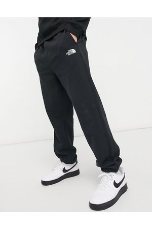 The North Face Oversized Essential joggers in black