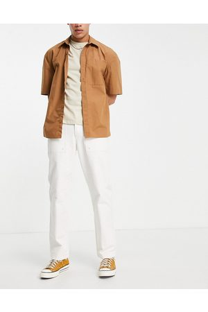 Levi's Herre Chinos - Levi's chore utility trousers in -Neutral
