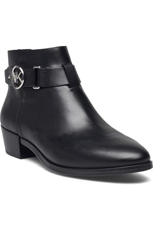 Michael Kors Harland Bootie Shoes Boots Ankle Boots Ankle Boot - Heel