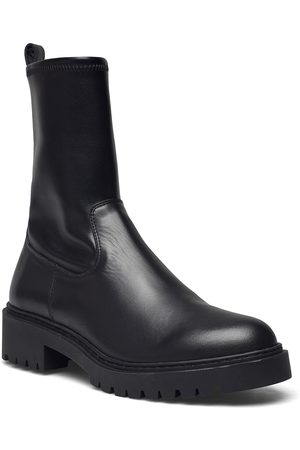unisa Guido_nf_stb Shoes Boots Ankle Boots Ankle Boot - Flat
