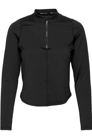 PUMA Train Eversculpt Zip Long Sleeve Top T-shirts & Tops Long-sleeved