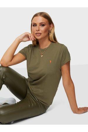 Polo Ralph Lauren Dame Kortermede - Rl Tee W Pp-Short Sleeve-T-Shirt