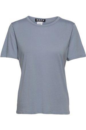 Hope Edit Tee T-shirts & Tops Short-sleeved Oransje