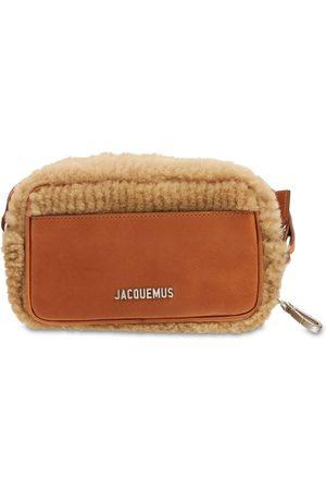 Jacquemus Le Baneto Leather Crossbody Bag