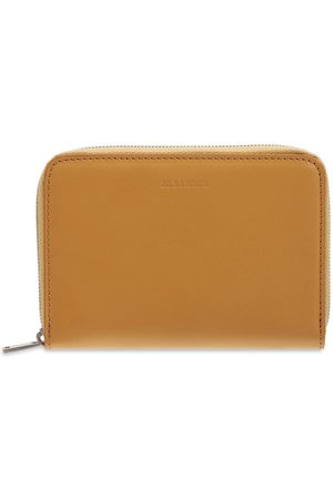 Jil Sander Herre Lommebøker - Leather Zip Around Wallet