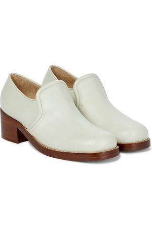 GABRIELA HEARST Dame Loafers - Gil leather loafers