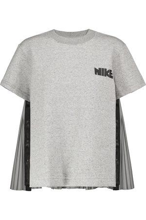Nike X sacai pleated T-shirt