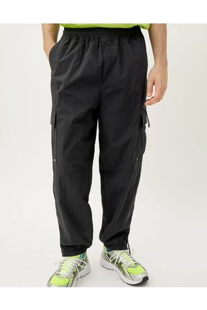 Weekday Scottie utility joggers in black