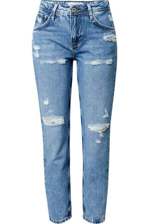 Pepe Jeans Dame Straight - Jeans 'VIOLET