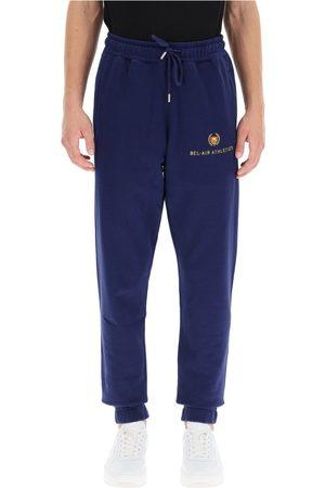 BEL-AIR ATHLETICS Paisley coach sweatpants