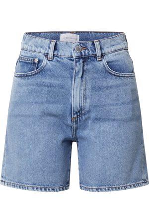 Armedangels Dame Shorts - Jeans 'Silvaa