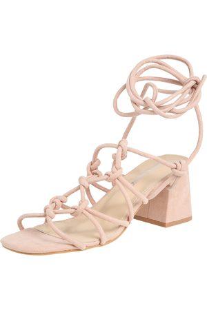 Public Desire Dame Høyhælte sandaler - Stroppsandal 'FREYA