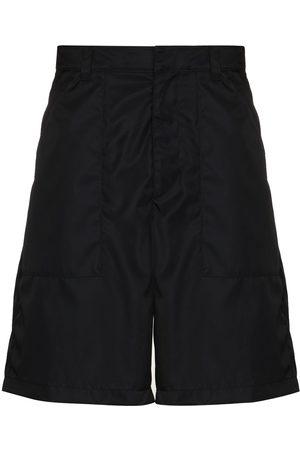 Prada Re-Nylon high-waisted shorts